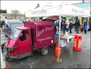 Nice van :: nice coffee