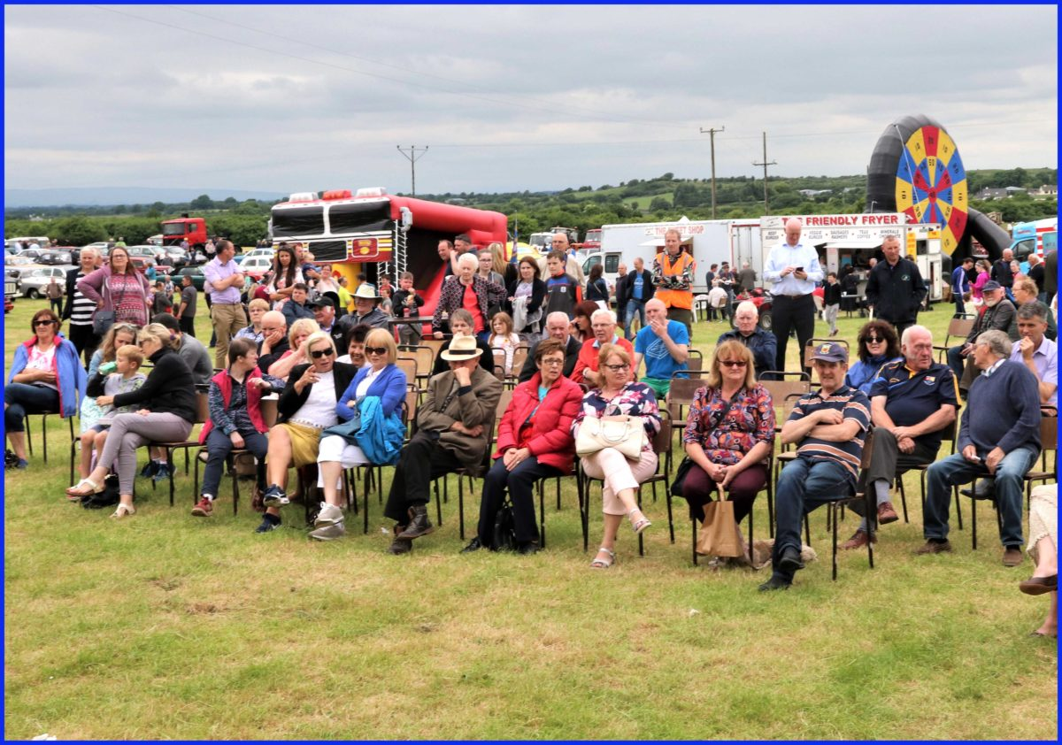 Photographs from Glencorrib show