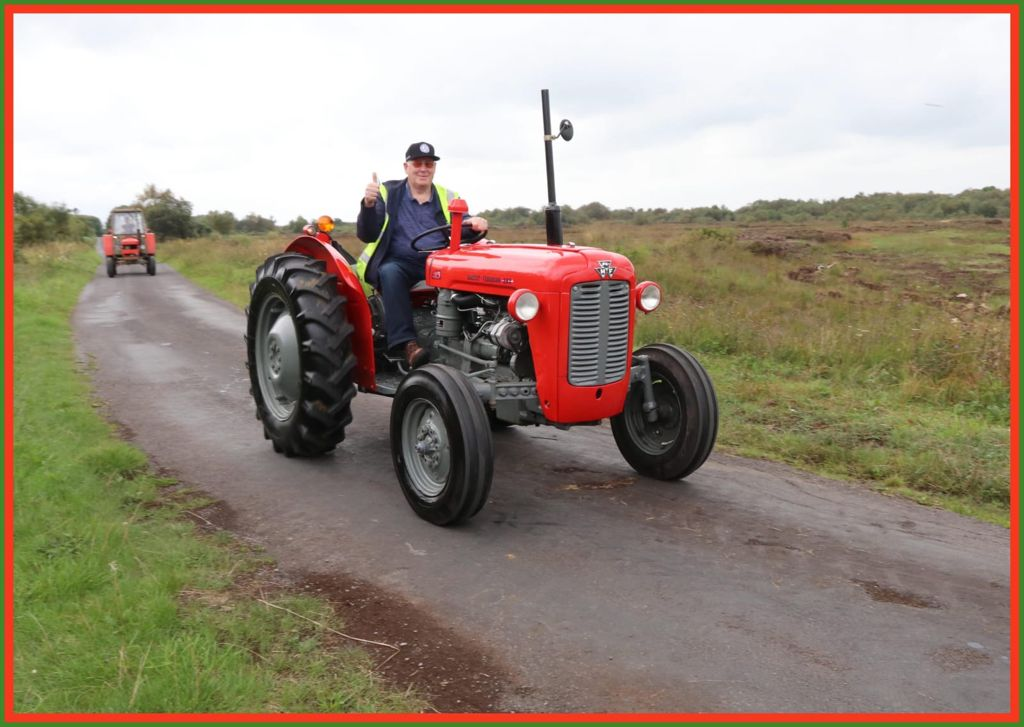 Tractor Run :: September 5th , 2021