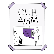 AGM Tuesday 5th Dec
