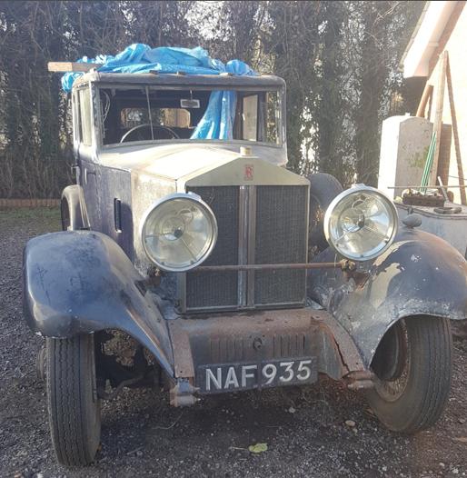 NAF 935 :: Neil's Rolls