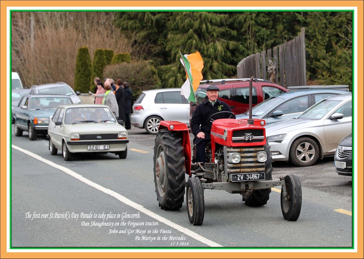 Glencorrib Parade